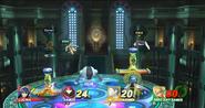 Registeel en la Liga Pokémon de Kalos SSB4 (Wii U)