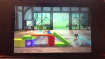 SSB4 (3DS) Glitch - Glitch de la Casa rural