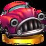 Trofeo Devil Car SSB4 (3DS)
