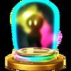 Trofeo de Ayudante SSB4 (Wii U)