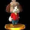 Trofeo de Candrés SSB4 (3DS)