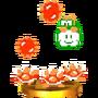 Trofeo de Lakitu y picudos SSB4 (3DS)