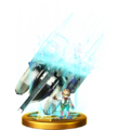 Trofeo de Landmaster (Fox) SSB4 (Wii U)