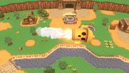 Cohete Giroide SSB4 (Wii U)