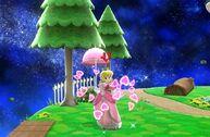 Entrada Peach SSB4 Wii U