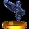 Trofeo de Steel Diver SSB4 (3DS)