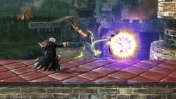 Trueno violento (3) SSB4 (Wii U)