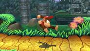 Cabriola simiesca (2) SSB4 (Wii U)