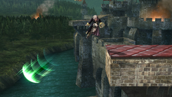 Elwind diagonal (1) SSB4 (Wii U)