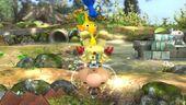Indefensión Olimar SSB4 (Wii U)