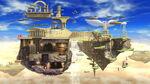Templo de Palutena SSB4 (Wii U)