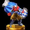 Trofeo de The Skull SSB4 (Wii U)