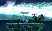 Efecto de Leviatán en Midgar (2) SSB4 (3DS)