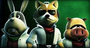 Equipo Star Fox Original Star Fox 3D