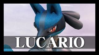 Lucario en el Emisario subespacial SSBB