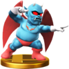 Trofeo de Demonio SSB4 (Wii U)