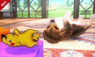 Burla de Pikachu SSB4 (3DS)
