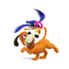 Dúo Duck Hunt SSB4