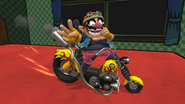Moto Wario (5) SSB4 (Wii U)