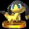 Trofeo de Helioptile SSB4 (3DS)