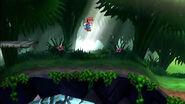 Zona de la Smashventura en el primer Tráiler (2) SSB4 (3DS)