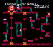 75 m en Donkey Kong