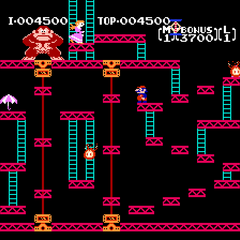 Captura de pantalla del juego.