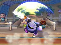 Ataque Smash superior Meta Knight SSBB