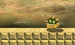 Fortaleza deslizante (1) SSB4 (3DS)