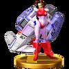 Trofeo de Jody Summer SSB4 (Wii U)