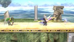 Arco perforador (2) SSB4 (Wii U)
