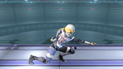 Ataque normal Sheik SSBB (4)