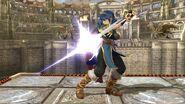 Bloqueo de Marth (pose) SSB4 (Wii U)