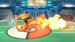 Cañón Incendiario SSB4 (Wii U)