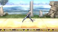Desaparición (1) SSB4 (Wii U)