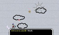 Dibujo de PictoChat 2 SSB4 (3DS) (19)