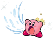 Kirby tragando Kirby Super Star Ultra