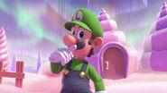 Luigi en Magicant SSBU