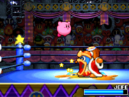 Tragar del Rey Dedede en Kirby Super Star Ultra