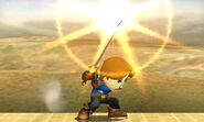 Espachín Mii Furia implacable SSB4 (3DS) (1)