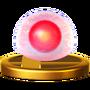 Trofeo de Bomba Gooey SSB4 (Wii U)
