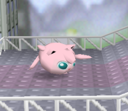 Ataque normal de Jigglypuff (1) SSB