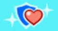 Icono escudo curativo del Smashventura SSB4 (3DS)