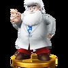 Trofeo de Dr. Light SSB4 (Wii U)