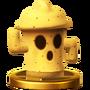 Trofeo de Giroide SSB4 (Wii U)