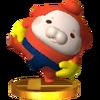 Trofeo de Mallo SSB4 (3DS)