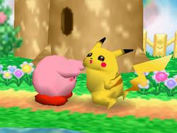 Agarre de Kirby SSB