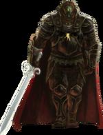 Artwork de Ganondorf en The Legend of Zelda Twilight Princess HD