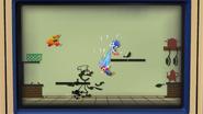 Chef (escenario) SSB4 (Wii U)