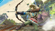Link (Tunica de Skyward Sword) SSB4 (Wii U)